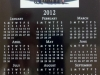 The-King-Dental-Lab-2012-Calender
